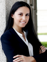 Associate Attorney Nabila Torres